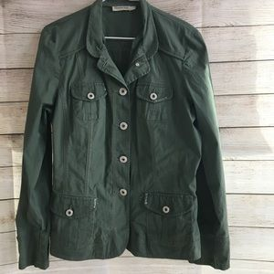 REVOLUTION Khaki Green Jacket